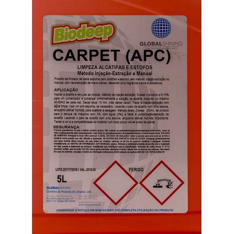 BIODEEP CARPET 5L