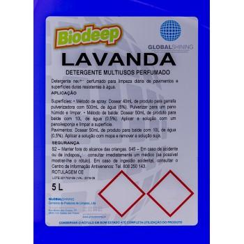 BIODEEP MULTIUSOS LAVANDA 5L